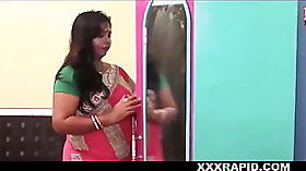 Boobalicious Indian housewife gets her oversized butt hole plugged