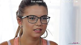 Casting with Charity Bellatico and Marina Visconti making out