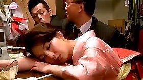 Exposing japanor drunken japan