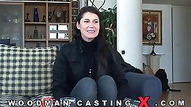 Eva Karera hot porn on casting