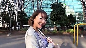 Pregnant Japanese wife deals with her moodiness