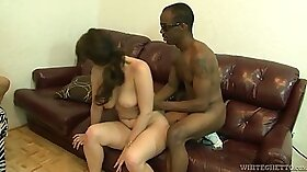 Cuckolding housewife and black hooker