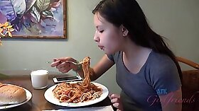Pregnant Beauty Deeply Painful Creampie