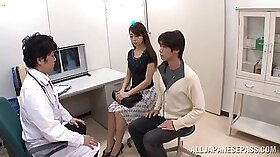 CD Dude Cumshot Facial for Japanese Nurse