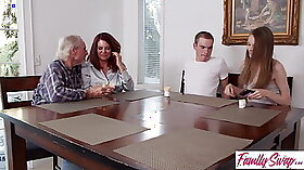 German bisexual family