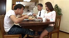 Asian Mom And Son Fucked By Boyfriend