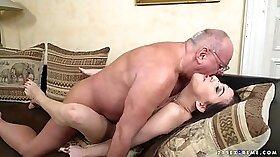 This Turkish slut loves sucking cocks!