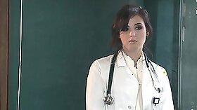 Beautiful Anime Nurse Riley Day With A Huge Dick