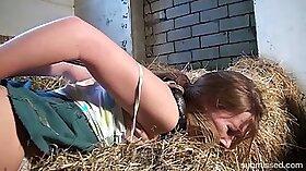 BDSM MILF Carolyn Lane gets punished by dirty fucker