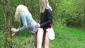 Cum-addicted blond shemale encounters bald dude in mish and home