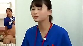 What can we learn from Japan nurses spreading their little fannys in the nurse elevator
