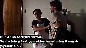 Anke liem Turkish Ninja with Decadent Oringefot