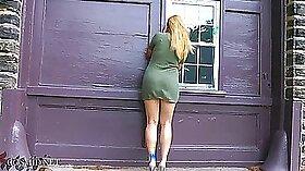 Milena Romain pissed on by Lex Steele