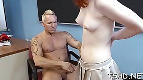 Shyla Stylez Gets Double Penetrated by Her Biker For First Time