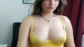 Crazy comedy from behind with gorgeous babe would-be