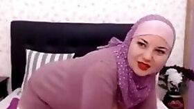 Arabic Hijab Turbanli Women