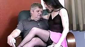 Gianna Love fucked and creampied by not her uncle Matt