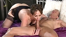 A New Sexual Adventure Of George Uhl With an Amazing Mommy