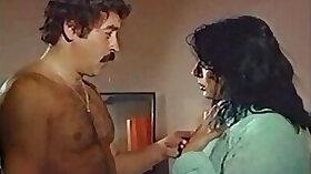 Turkish creep with an awful stache fucks MILF