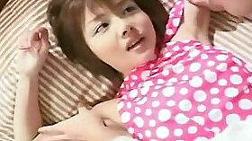 Asian brunette uniform Chick Anasta