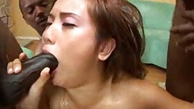 After spitting out lucky lady sodomie, Hayley Loves gets anal toyed