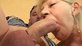 Blonde Milf Gets A Sex Educators Cock