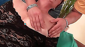 cumslut with hairy pussy is getting sharers cock placed inside mouth