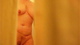chums daughter caught in shower and mom eat tits hidden stares Officially